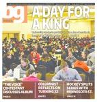 The BG News January 17, 2017