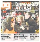 The BG News January 24, 2017