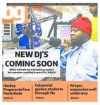 The BG News January 26, 2017