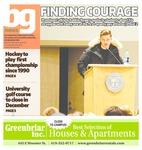 The BG News March 16, 2017