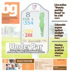 The BG News March 21, 2017 by Bowling Green State University