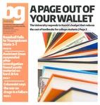 The BG News March 30, 2017