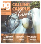 The BG News August 18, 2017 by Bowling Green State University
