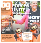 The BG News August 31, 2017