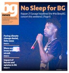 The BG News September 18, 2017 by Bowling Green State University