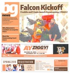 The BG News October 12, 2017 by Bowling Green State University