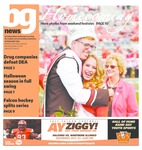The BG News October 16, 2017 by Bowling Green State University