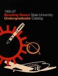 BGSU 1995-1996-1997 Undergraduate Catalog