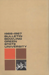 1966-1967 Bulletin by Bowling Green State University