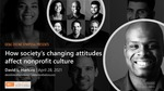 April 2021: How Society's Changing Attitudes Affect Nonprofit Culture