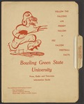 BGSU Football Media Guide: 1952