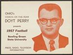 BGSU Football Media Guide: 1957
