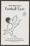 BGSU Football Media Guide: 1958