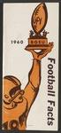 BGSU Football Media Guide: 1960