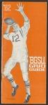 BGSU Football Media Guide: 1962