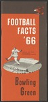 BGSU Football Media Guide: 1966