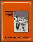 BGSU Football Media Guide: 1973