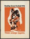 BGSU Football Media Guide: 1976