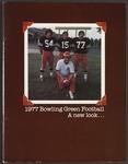 BGSU Football Media Guide: 1977