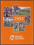 BGSU Football Media Guide: 1984
