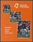 BGSU Football Media Guide 1985