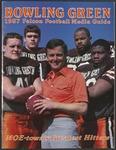 BGSU Football Media Guide: 1987