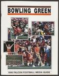 BGSU Football Media Guide 1990