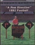 BGSU Football Media Guide: 1991