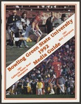 BGSU Football Media Guide 1992 by Bowling Green State University. Department of Athletics
