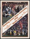 BGSU Football Media Guide: 1992