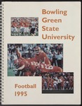 BGSU Football Media Guide 1995 by Bowling Green State University. Department of Athletics