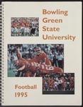BGSU Football Media Guide: 1995