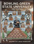BGSU Football Media Guide 1996 by Bowling Green State University. Department of Athletics