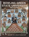 BGSU Football Media Guide: 1996
