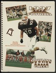 BGSU Football Media Guide: 1997 by Bowling Green State University. Department of Athletics