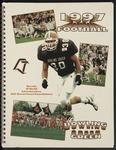 BGSU Football Media Guide 1997