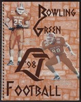 BGSU Football Media Guide: 1998 by Bowling Green State University. Department of Athletics