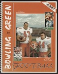 BGSU Football Media Guide: 1999