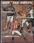 BGSU Football Media Guide: 2003