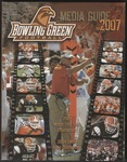 BGSU Football Media Guide 2007 by Bowling Green State University. Department of Athletics