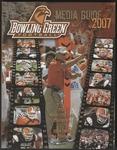 BGSU Football Media Guide 2007