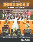 BGSU Football Media Guide 2008 by Bowling Green State University. Department of Athletics