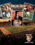 BGSU Football Media Guide: 2009 by Bowling Green State University. Department of Athletics