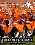 BGSU Football Media Guide: 2012