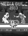 BGSU Football Media Guide: 2013