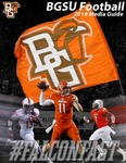 BGSU Football Media Guide: 2014 by Bowling Green State University. Department of Athletics