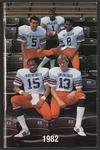 BGSU Football Media Guide: 1982