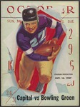 BGSU Football Program: October 16, 1937