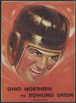 BGSU Football Program October 23, 1937