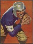 BGSU Football Program October 14, 1939